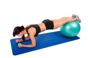 stability-ball-plank